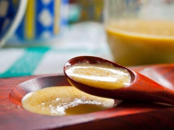 Соус с Lemon Drop